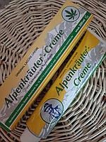 Конопляный крем Alpenkrauter Cannabis от болей в мышцах, венах ,суставах, сухожилиях , 200мл Германия