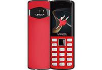 Телефон Sigma mobile X-style 24 ONYX (Red), фото 1