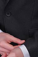 Пиджак №276Y003 цвет Черный, фото 5