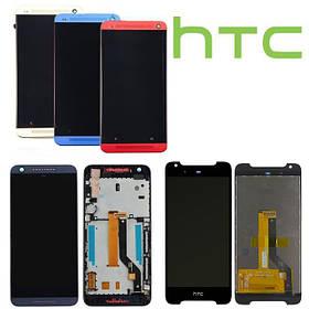 Дисплейные модули в сборе для смартфонов HTC