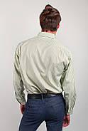 Рубашка Fra №873-2 цвет Светло-оливковый, фото 2