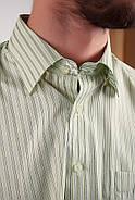 Рубашка Fra №873-2 цвет Светло-оливковый, фото 3