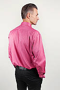 Рубашка Fra №878-29 цвет Темно-розовый, фото 2