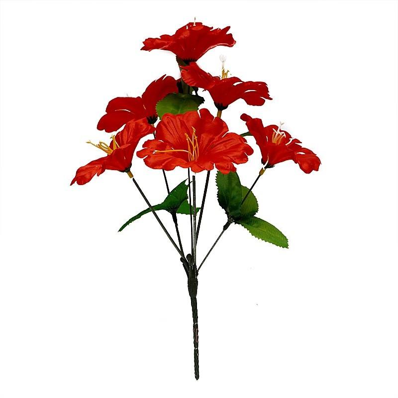 Букетик на 6 головок NС-67 (40 шт./уп.) Искусственные цветы оптом
