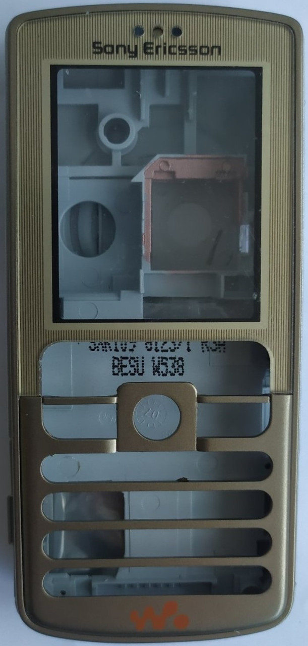 Корпус для Sony Ericsson W700 Gold