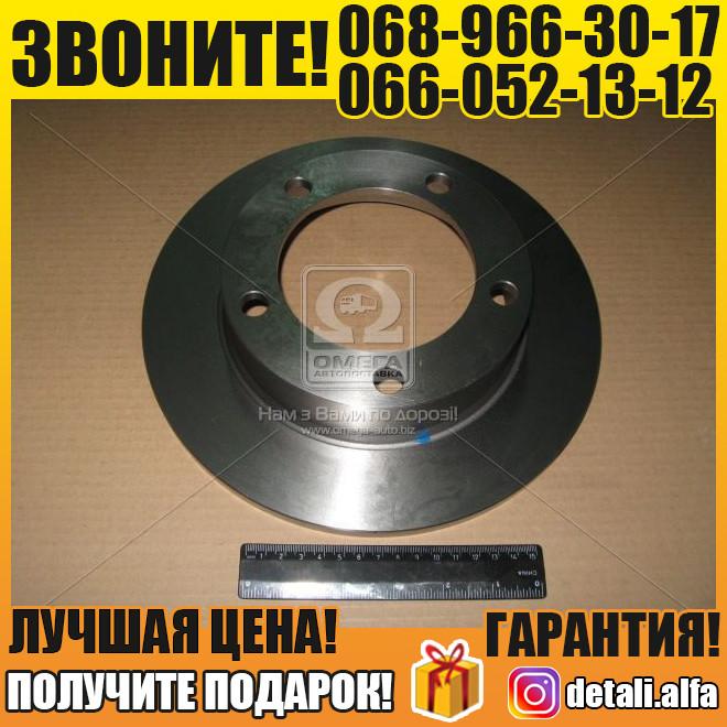 Диск тормозной ВАЗ 2121, 2123 (пр-во TRW) (арт. DF1725)