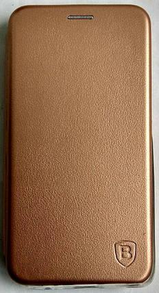 Чехол-книжка '' Classy & Level '' Huawei P30 rose gold, фото 2