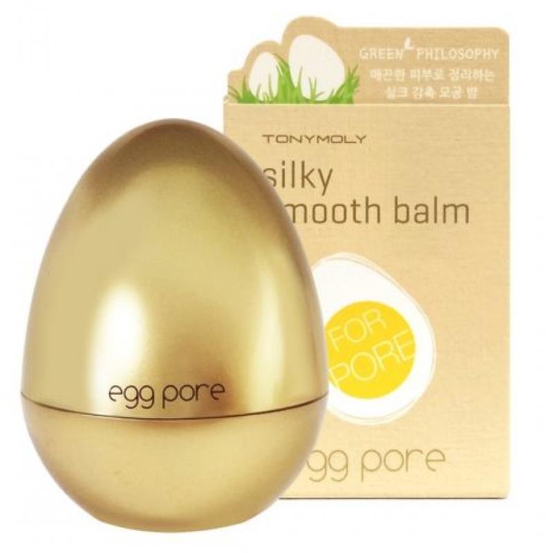 Затирка для пор на основе яичного белка Egg Pore Silky Smooth Balm, 20g