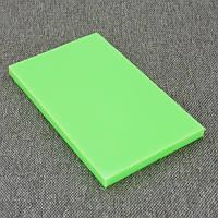 Накладки Микарта  № 92271 Цвет: салатовый  8,2х80х130 мм