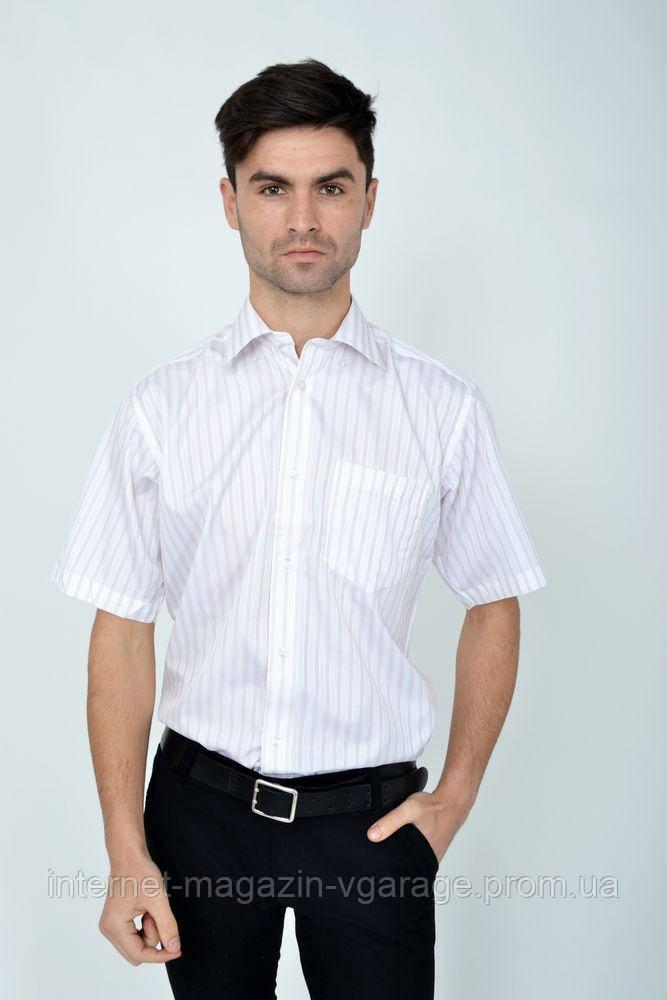 Рубашка Zeg 818-96 цвет Молочный