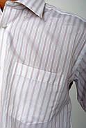 Рубашка Zeg 818-96 цвет Молочный, фото 2