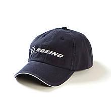 Кепка Boeing Chino Hat Тёмно-синяя