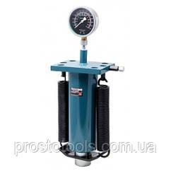 Цилиндр гидравлический для пресса с манометром и возвратными пружинами для пресса 50 т F-0100-1E Forsage