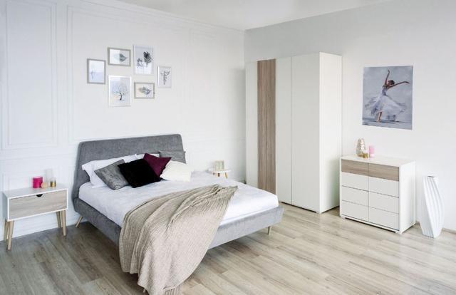 Спальня модульная Грей