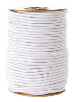 Эластичный шнур(эспандер) для баннеров Ø 8 мм (Польша) - белый