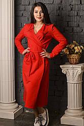 Сукня Колібрі червона
