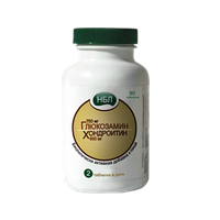 БАД для суставов Глюкозамин-Хондроитин (90капс.,Турция)