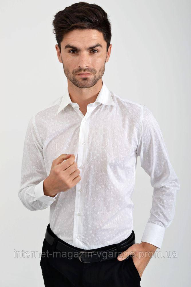 Рубашка 731-22 цвет Молочный