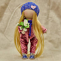 Кукла Девочка Ручная Работа