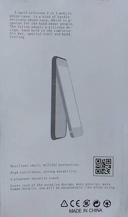 Силіконовий чохол Original Silicone Case Xiaomi Mi Note 10/ Mi CC9 Pro, Red, фото 2