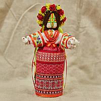 Кукла-Мотанка Ручная Работа В Украинском Наряде
