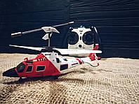 Вертолёт ZYMA с 3-х канальным ИК-управлением и гироскопом, оригинал