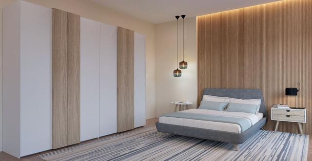 Спальня модульная Грей (2)