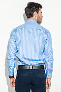 Рубашка 50PD0118 цвет Голубой, фото 4