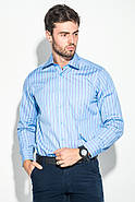 Рубашка 50PD0118 цвет Голубой, фото 5