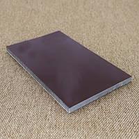 Накладки Микарта  № 92510 темн-светл коричневый 6,2х80х130 мм
