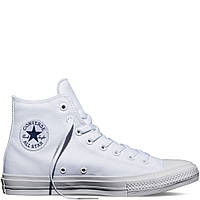 "Кеды Converse Chuck Taylor All Star II High ""White"" (Белые)"