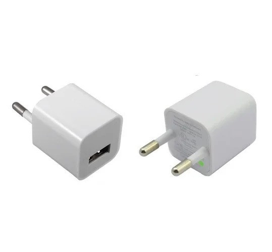 Блок питания  Apple Iphone Original Quality (кубик) USB  1А 5V
