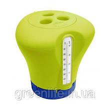 Дозатор для больших таблеток Kokido (K619BU) Зеленый