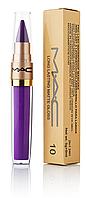 Блеск для губ + помада-карандаш М.А.С. Long Lasting Lip Gloss - 2 в 1 (ПАЛИТРА 12 ШТ)