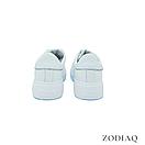 Кеды женские кожаные белые весна - t2165-0 ZodiaQ, фото 5