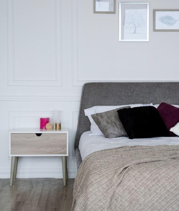 Кровать двуспальная Грей MW1600 (3)