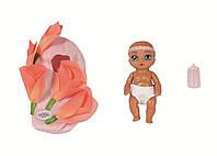 """Игровой набор с куклой BABY BORN серии """"ОЧАРОВАТЕЛЬНЫЙ СЮРПРИЗ"""" W4 - ДИВНЫЙ САД (в ассорт, в диспл.)"""