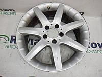 Б/У Диск титан R-17 Mercedes W245 2005-2011 (Мерседес Б), A2034011802 (БУ-184696)