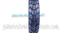 Шина на скутер 3.00-10 бескамерная шип SRC Вьетнам, фото 3