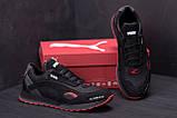 Мужские кожаные кроссовки Puma  Red Star, фото 9