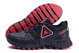 Мужские кожаные кроссовки  Reebok Tracking, фото 5