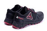 Мужские кожаные кроссовки  Reebok Tracking, фото 6