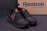 Мужские кожаные кроссовки  Reebok Tracking, фото 8