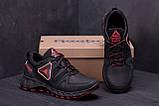 Мужские кожаные кроссовки  Reebok Tracking, фото 9