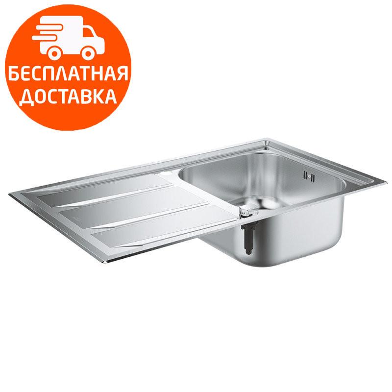 Кухонная мойка Grohe EX Sink K400 Plus 31568SD0 нержавеющая сталь