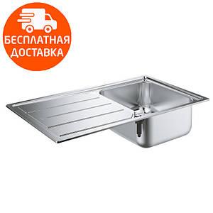 Кухонная мойка Grohe EX Sink K500 31571SD0 нержавеющая сталь