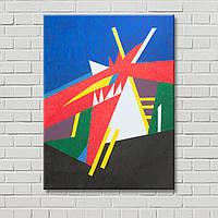 Гулин Дизайн стены Настенный декор Цветная картина Картина на стену Настенная картина  Картина на холсте