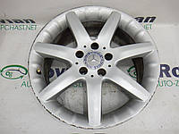 Б/У Диск титан R-17 Mercedes W245 2005-2011 (Мерседес Б), A2034011802 (БУ-184687)