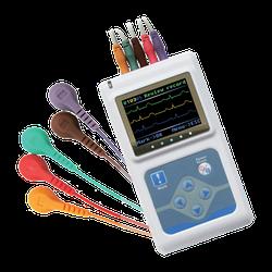 ЕКГ-холтер TLC 9803 портативний 3-х канальний для точної оцінки роботи серця Contec (mpm_00369)