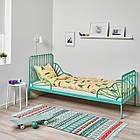 Каркас раздвижной кровати IKEA MINNEN 204.612.79, фото 3